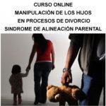 Manipulación de los hijos en procesos de divorcio, Síndrome de alineación parental (Online)