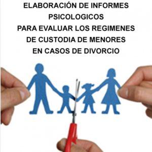 Elaboración de informes psicológicos para evaluar los regimenes de custodia de menores en casos de divorcio (Online)