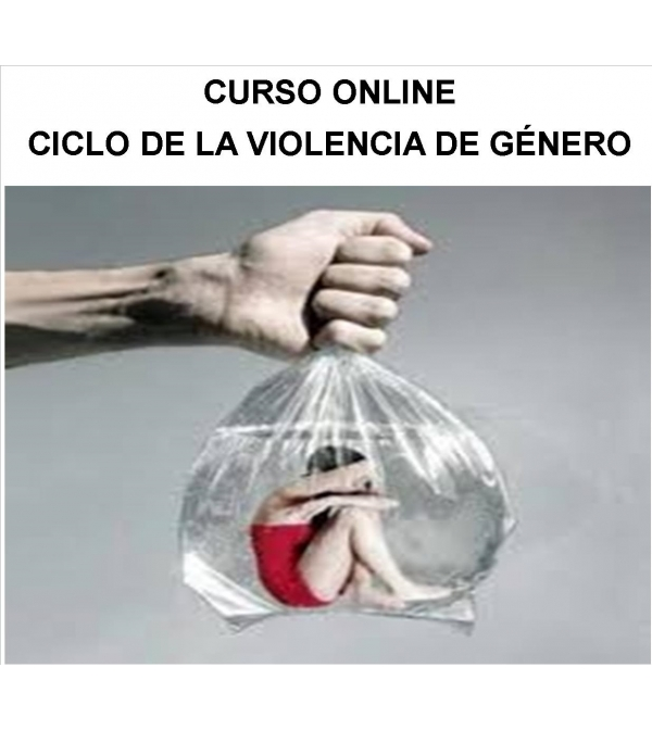 CURSO ONLINE : CICLO DE LA VIOLENCIA DE GÉNERO