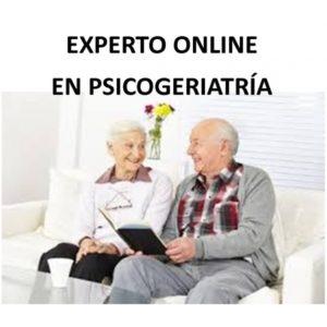 EXPERTO EN PSICOGERIATRÍA