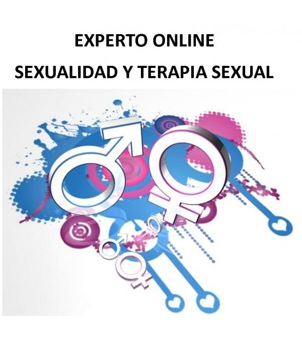 EXPERTO EN SEXUALIDAD Y TERAPIA SEXUAL