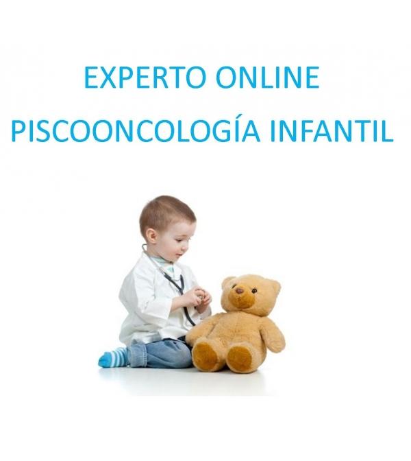 EXPERTO ONLINE EN PSICOONCOLOGÍA INFANTIL